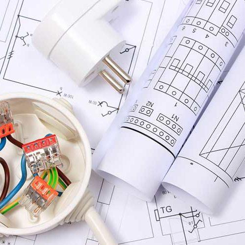 Wykonanie Instalacji Elektrycznych, Instalacje elektryczne iteletechniczne wewnętrzne, Sieci iurządzenia elektroenergetyczne, Odnawialne źródła energii, Projekty Instalacji Elektrycznych