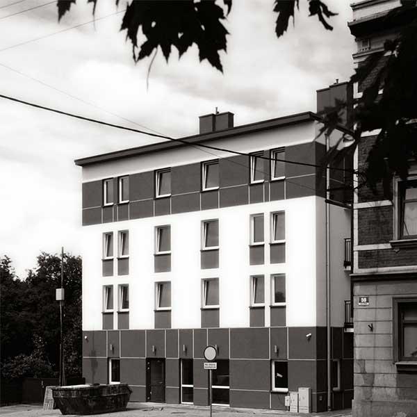 Budynek mieszkalny Śliwki Gliwice